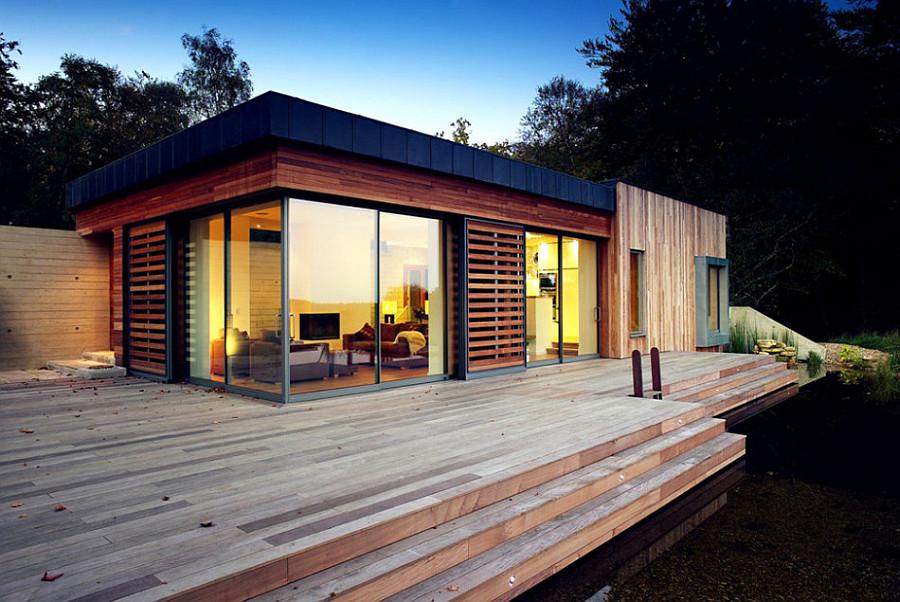 Case din lemn – cele mai bune variante de construcţii