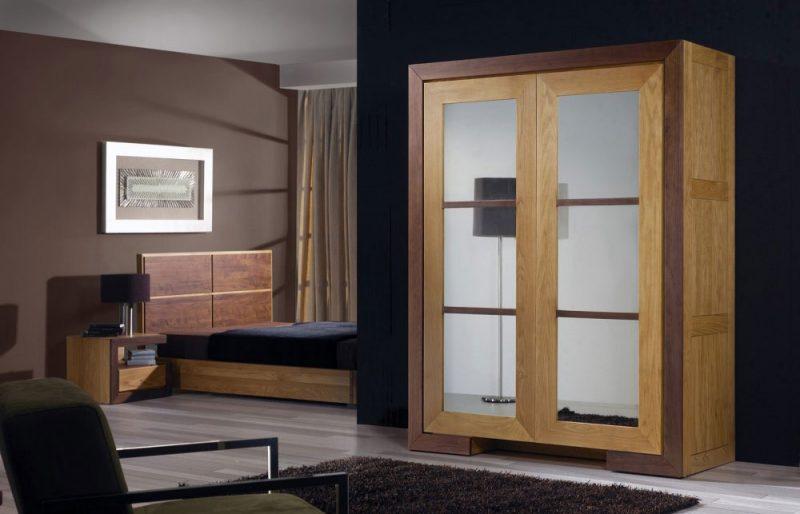 mobila-dormitor-din-lemn-masiv