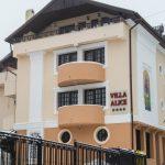 Villa Alice – Concediu de 5 stele în orașul Suceava