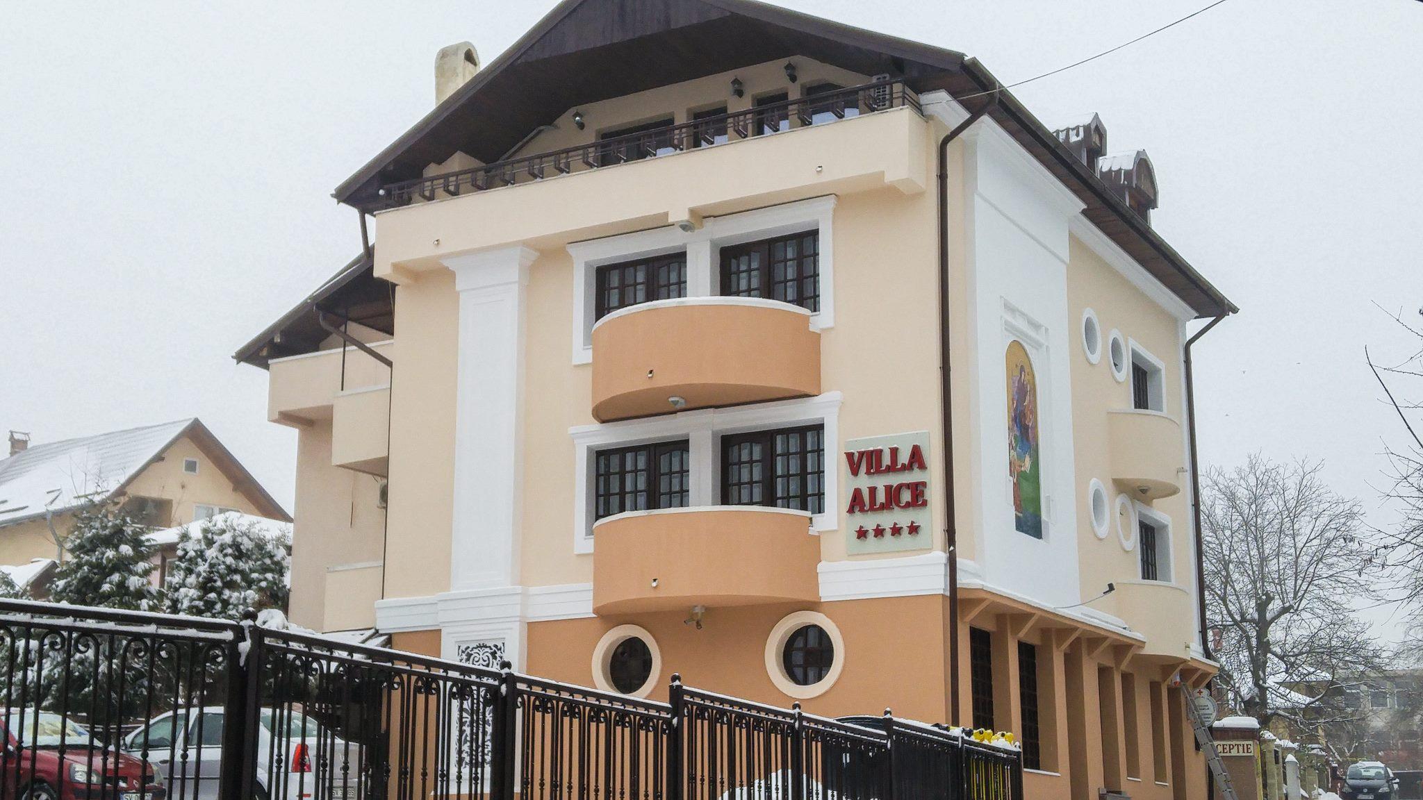 Villa Alice Cazare in Suceava