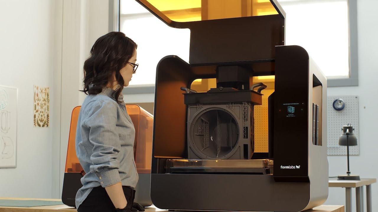 Care sunt noile apariții în materie de tehnologii de imprimare?